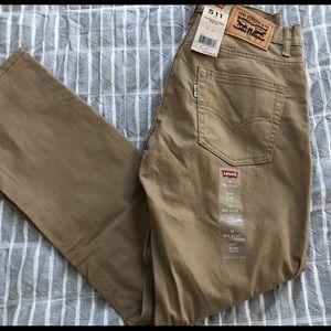 Levi's boys pants - size 14 slim